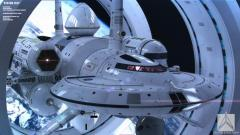NASA reveals Star Trek-like spacecraft concept