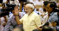 Narendra Modi to be sworn in as Indian PM on May 26