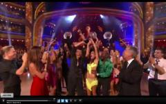 Melissa Rycroft wins 'Dancing'