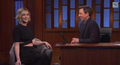WATCH: Jennifer Lawrence on the time Miley Cyrus told her to 'get it together'
