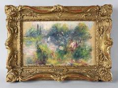 Possible Renoir found at flea market