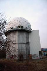 Berlin's newest tourist spot: abandoned spy station