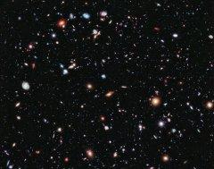 Giant Australian telescope in galaxy hunt