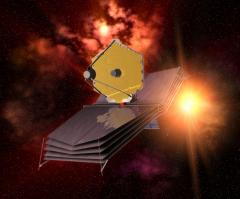 First Webb telescope instrument delivered
