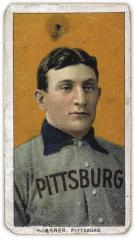 Wagner card sells for $262,900