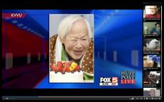 Oldest person in the world turns 116