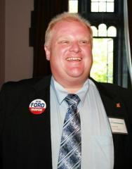 Rob Ford withdraws from Toronto mayoral race