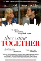 Amy Poehler and Paul Rudd star in first trailer for 'They Came Together'