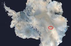 Rock-eating bacteria discovered in buried Antarctic lake