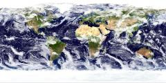 Temperature shifts may change global rain