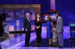 Alex Trebek back to work on 'Jeopardy!'