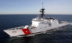 Coast Guard contracts for seventh Legend-class cutter