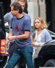 Ashley Olsen, boyfriend Bennett Miller spotted in New York City