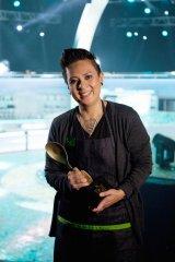 Charlie Sheen's chef Khristianne Uy wins TV's 'The Taste'