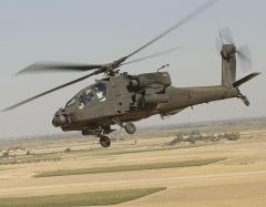 Pentagon notifies Congress of Iraqi request for attack helicopters