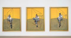 Francis Bacon triptych sells for $142.4 million