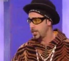City changes name to nix Ali G association