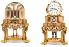 $33 million Faberge Egg discovered by scrap metal dealer