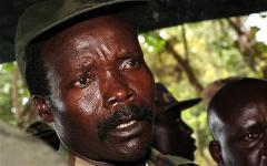 U.S., African troops search for Kony