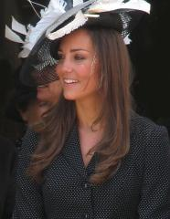 Middleton attends William pal's wedding
