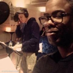 Chris Rock posts online photo of himself with Eminem in a studio