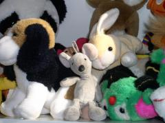 Suspected meth smoker found hiding in box of stuffed animals after alleged burglary