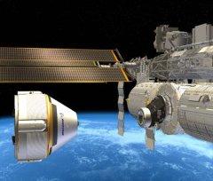 Boeing unveils ISS crew capsule