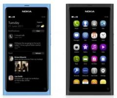 Nokia launches N9 smartphone