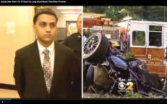 Teen gets up to 15 years for crash that killed his friends