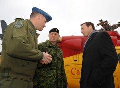 Canadian military reeling over arrest