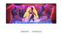 Ella Fitzgerald honored with Google Doodle