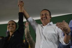 Brazilian presidential candidate Campos buried