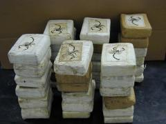 Peruvian police seize 3.3 tons of cocaine destined for Europe