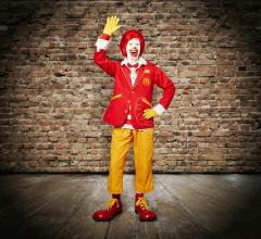 Ronald McDonald gets a makeover, and joins Twitter