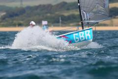 Britain nearing Olympic sailing medals