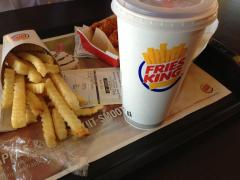 Burger King to discontinue low-cal Satisfries