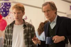 Nighy and Curtis reunite for a fourth outing with 'About Time'