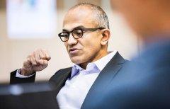 Microsoft names Satya Nadella as new chief executive