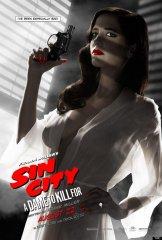 MPAA denies Eva Green's sexy 'Sin City' poster
