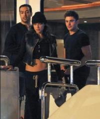 Michelle Rodriguez, Zac Efron reunite in Ibiza