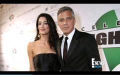 George Clooney unveils wedding date, location at charity event