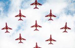 Russia advises exhibitors at British air show to 'return home'