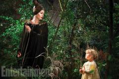 Angelina Jolie discusses 'Maleficent', working with her daughter
