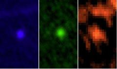 Space telescope snaps asteroid photos