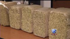 Store's FedEx delivery contained 90 pounds of pot