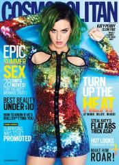 Katy Perry discusses exes Russell Brand, John Mayer