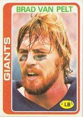 N.Y. Giants great Van Pelt found dead