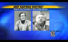 Andy Kaufman faked his death, says woman claiming to be his daughter