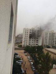 Violence breaks out in Libyan capital