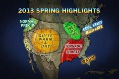 Winter to hang on in U.S. Northeast
